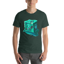 Load image into Gallery viewer, Gelatinous D6 - Short-Sleeve Unisex T-Shirt