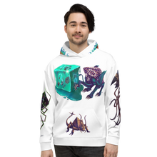 Load image into Gallery viewer, Dice Mimics - All-Over Print Hoodie