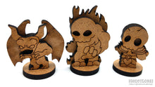 Load image into Gallery viewer, Tike's Dungeon Miniatures Set (FREE SHIPPING!)