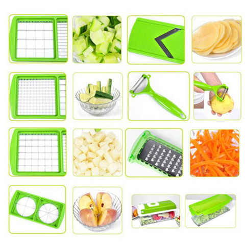 Nicer Dicer Plus Multifonctions