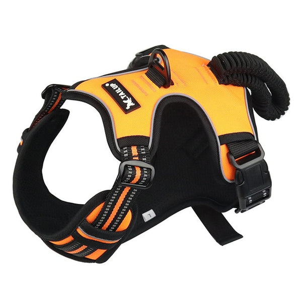 Adjustable Safety Dog Harness