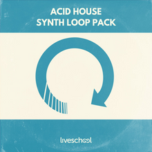 Load image into Gallery viewer, Acid House Synth Loop Pack + Gate Remixing Ableton Live Template