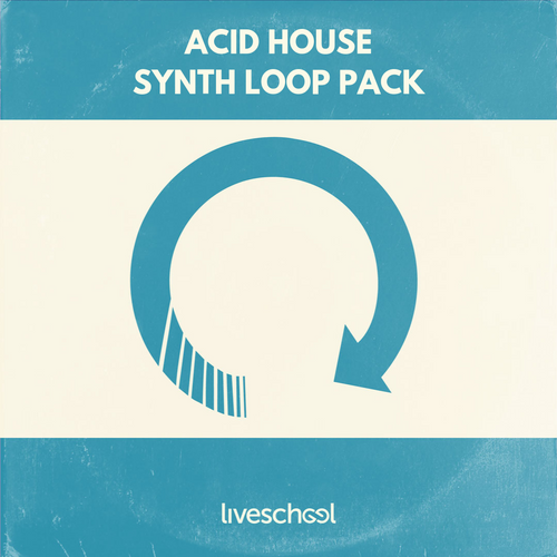 Acid House Synth Loop Pack + Gate Remixing Ableton Live Template