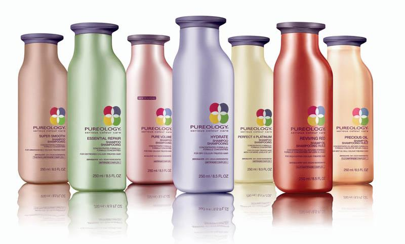 Pureology No Sulfates