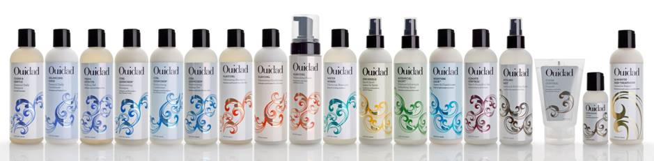 Ouidad Lotions