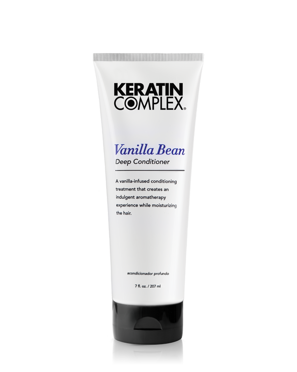 Keratin Vanilla Bean Deep Conditioner