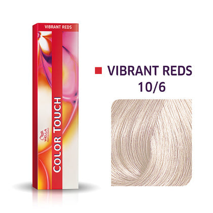 Wella Color Touch 10/6 Lightest Blonde/Violet Demi-Permanent