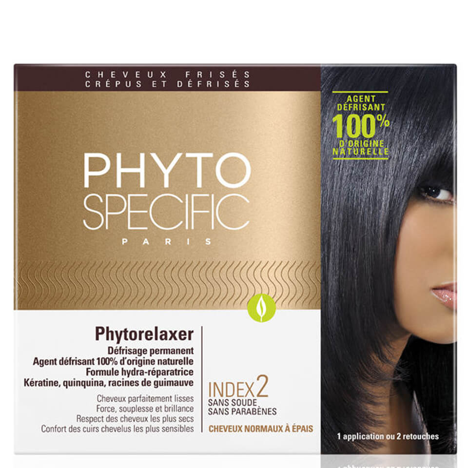 Phytospecific PhytoRelaxer Index 2 Normal to Coarse Hair