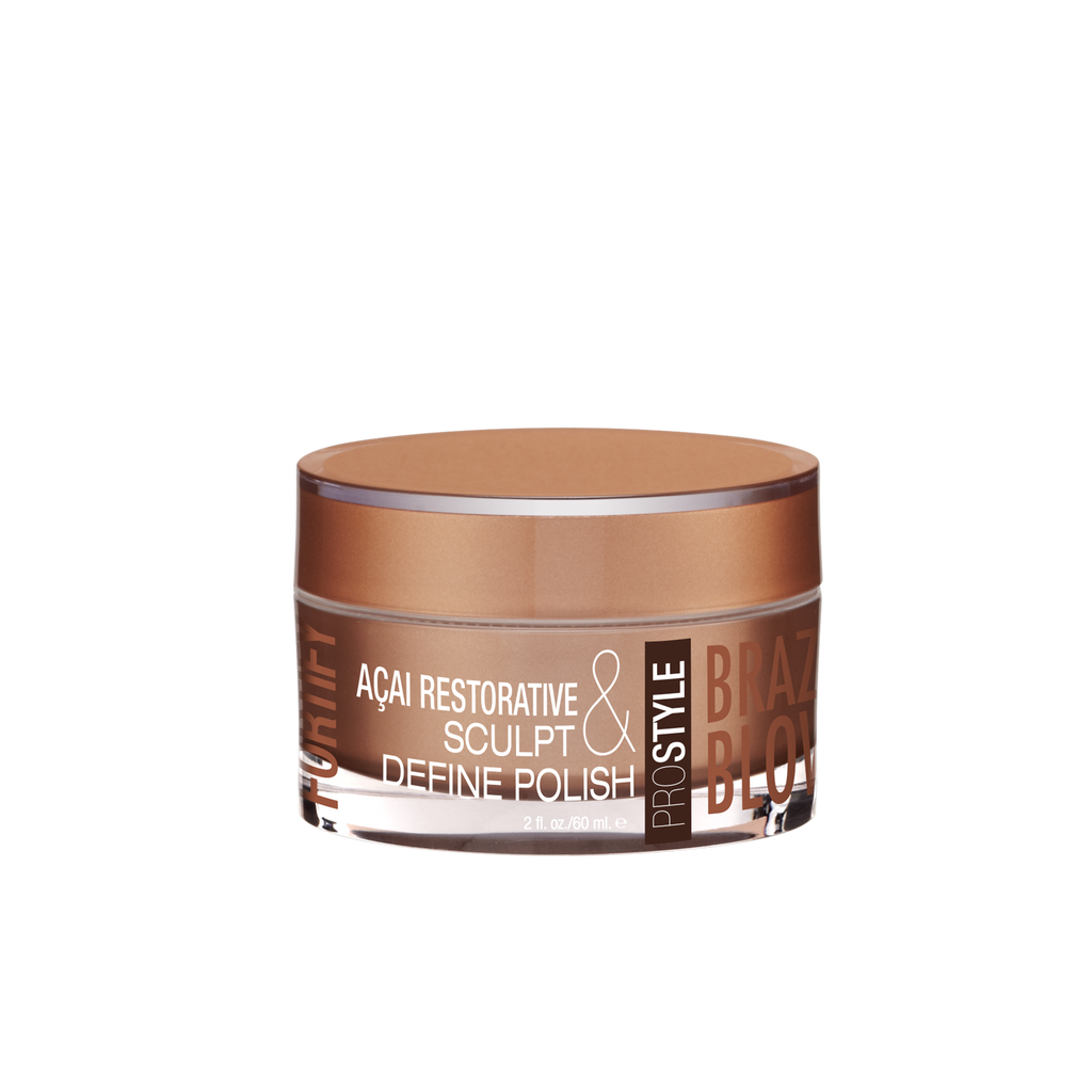 Brazilian Blowout Restorative Sculpt Define Polish