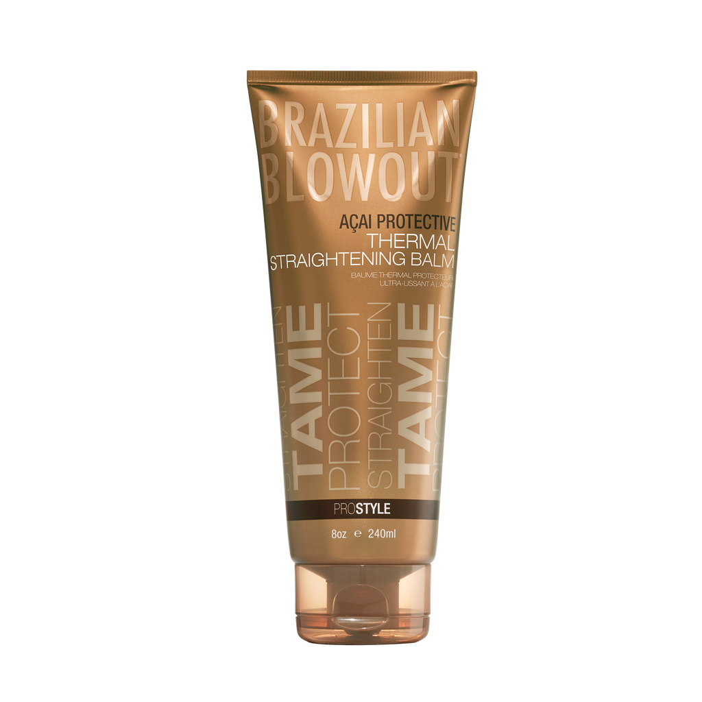 Brazilian Blowout Protective Thermal Straightening Balm