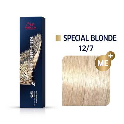 Wella Koleston Perfect 12/07 ME+ Special Blonde Natural Brown Permanent