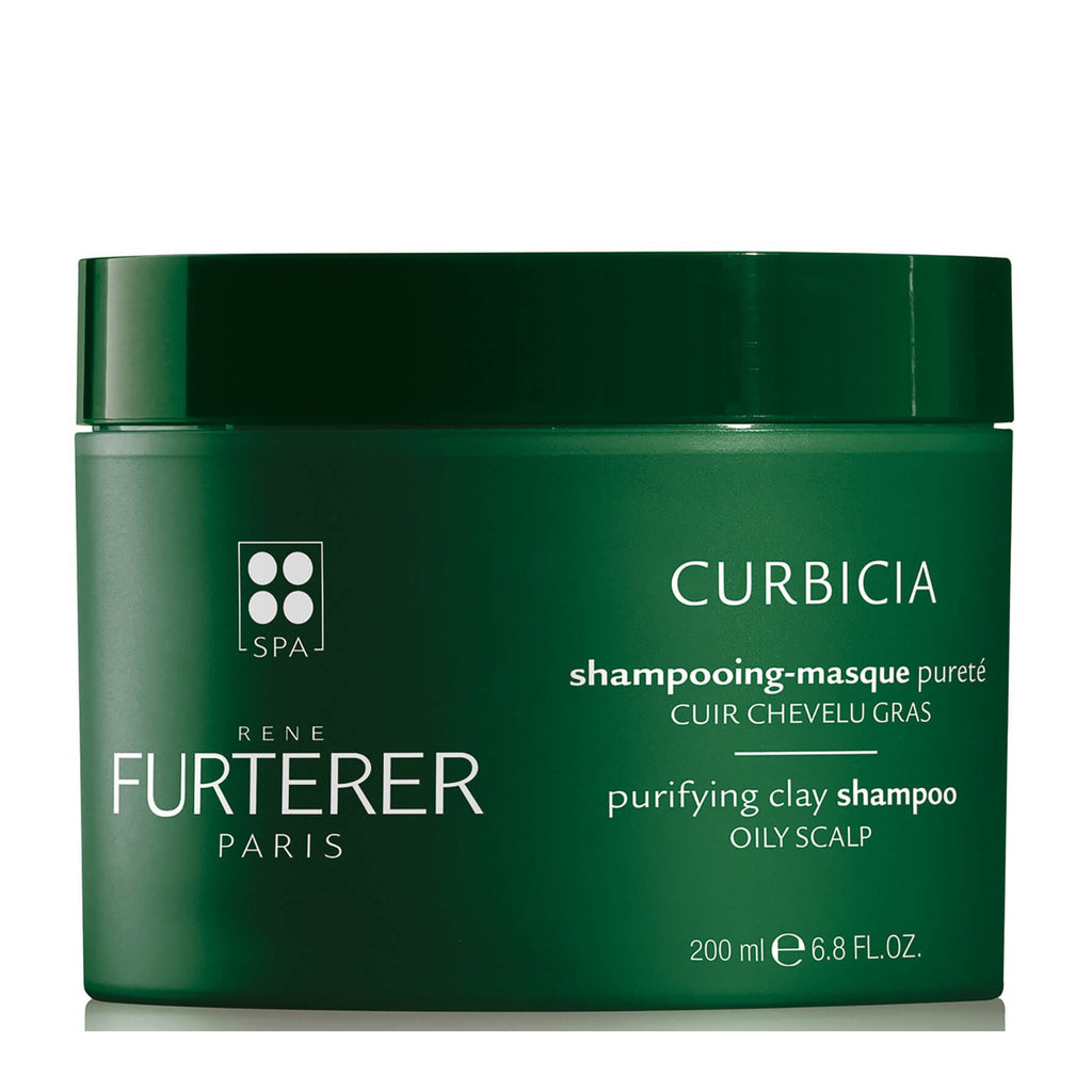 Rene Furterer Curbicia Clay Shampoo (for Oily Scalp)