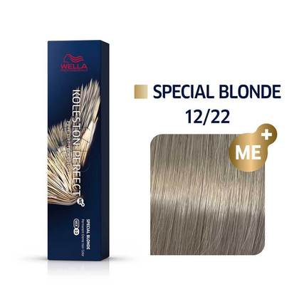 Wella Koleston Perfect 12/22 ME+ Special Blonde Intense Matte Permanent