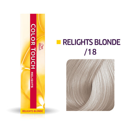 Wella Color Touch /18 Ash Pearl Demi-Permanent