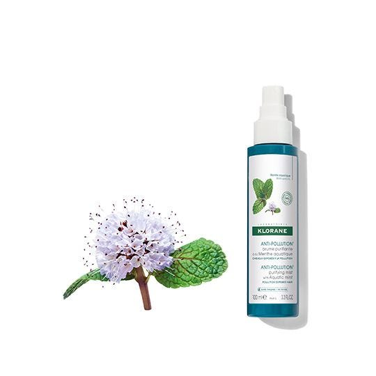 Klorane Anti Pollution Purifying Mist With Aquatic Mint