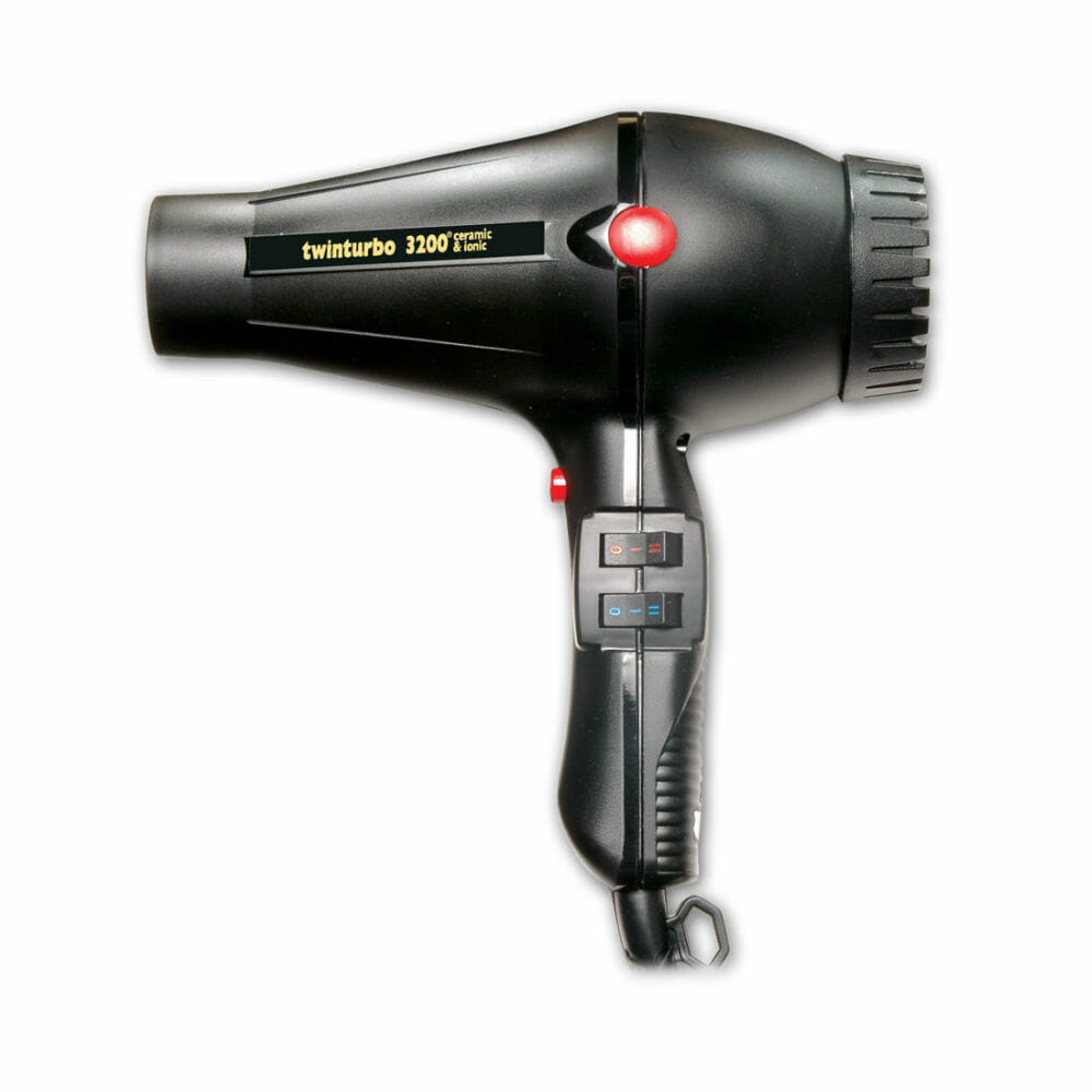 Twin Turbo #3200 Ceramic & Ionic Blow Dryer