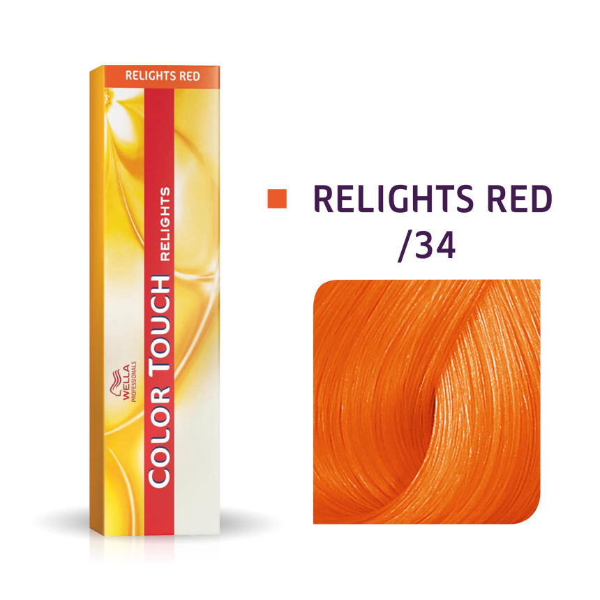 Wella Color Touch /34 Red Demi-Permanent