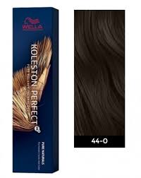 Wella Koleston Perfect 44/0 ME+ Intense Medium Brown Natural Permanent