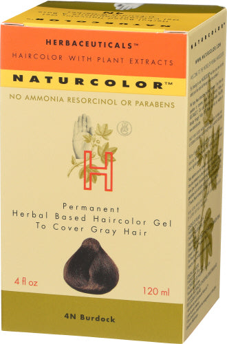 NaturColor Natural Series 4N Burdock