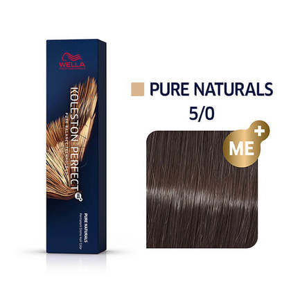 Wella Koleston Perfect 5/ ME+ Light Pure Brown Permanent