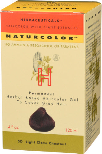 NaturColor Golden Series 5D Light Clove Chestnut