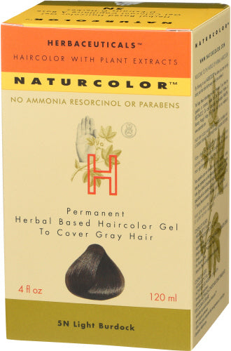 NaturColor 5N Light Burdock
