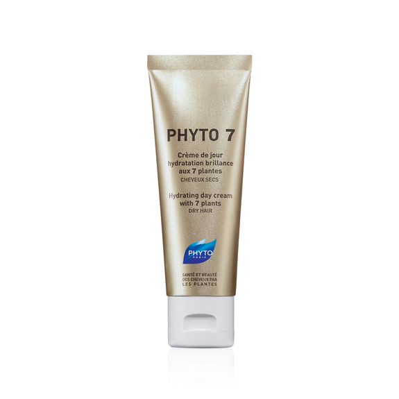 Phyto 7 Daily Hydrating Day Cream With 7 Plants  Dry Hair
