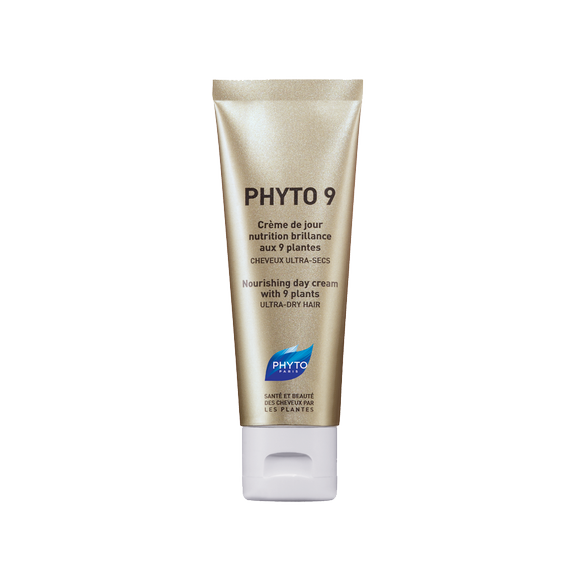 Phyto 9 Ultra Nourishing Day Cream With 9 Plants  Ultra-Dry Hair