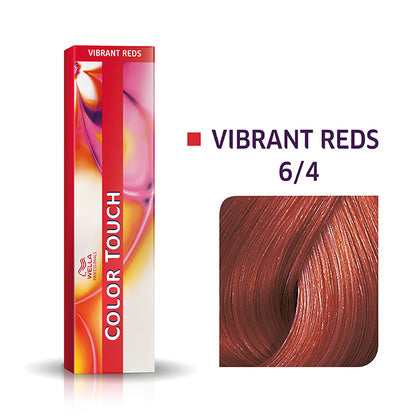 Wella Color Touch 6/4 Dark Blonde/Red Demi-Permanent