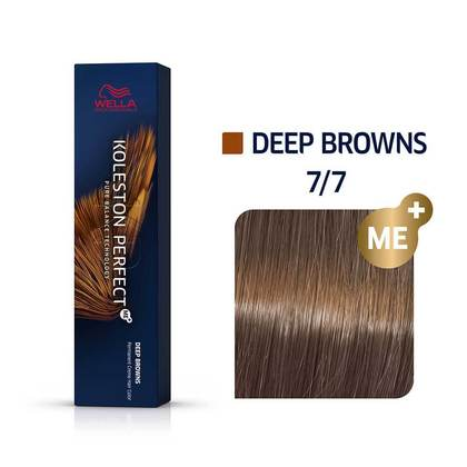Wella Koleston Perfect 7/7 ME+ Medium Blonde/Brown Permanent