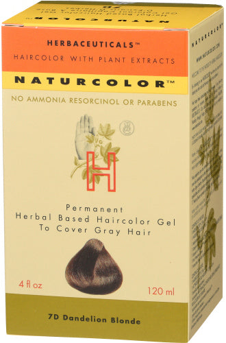 NaturColor Golden Series 7D Dandelion Blonde