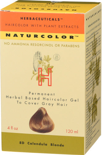 NaturColor Golden Series 8D Calendula Blonde