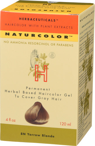 NaturColor Natural Series 8N Yarrow Blonde