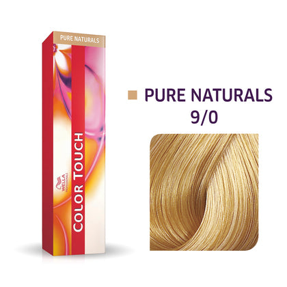 Wella Color Touch 9/0 Very Light Blonde/Natural Demi-Permanent