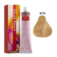 Wella Color Touch 9/73 Very Light Blonde/ Brown Gold Demi-Permanent