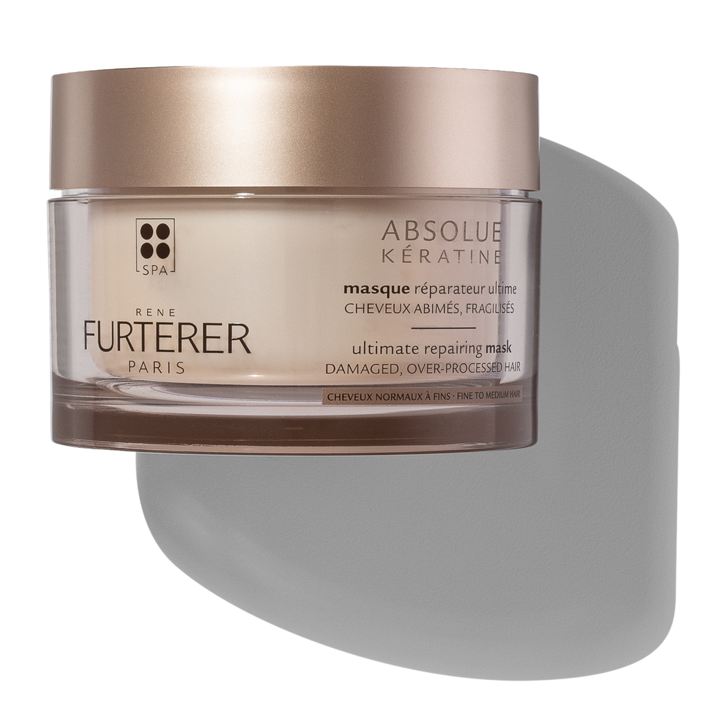 Rene Furterer Absolue Keratin Ultimate Renewal Mask for Extremely Damaged Brittle Hair