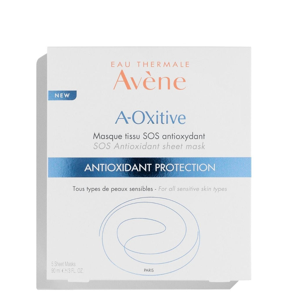 Avène A-OXitive SOS Antioxidant Sheet Mask (2-Sizes)