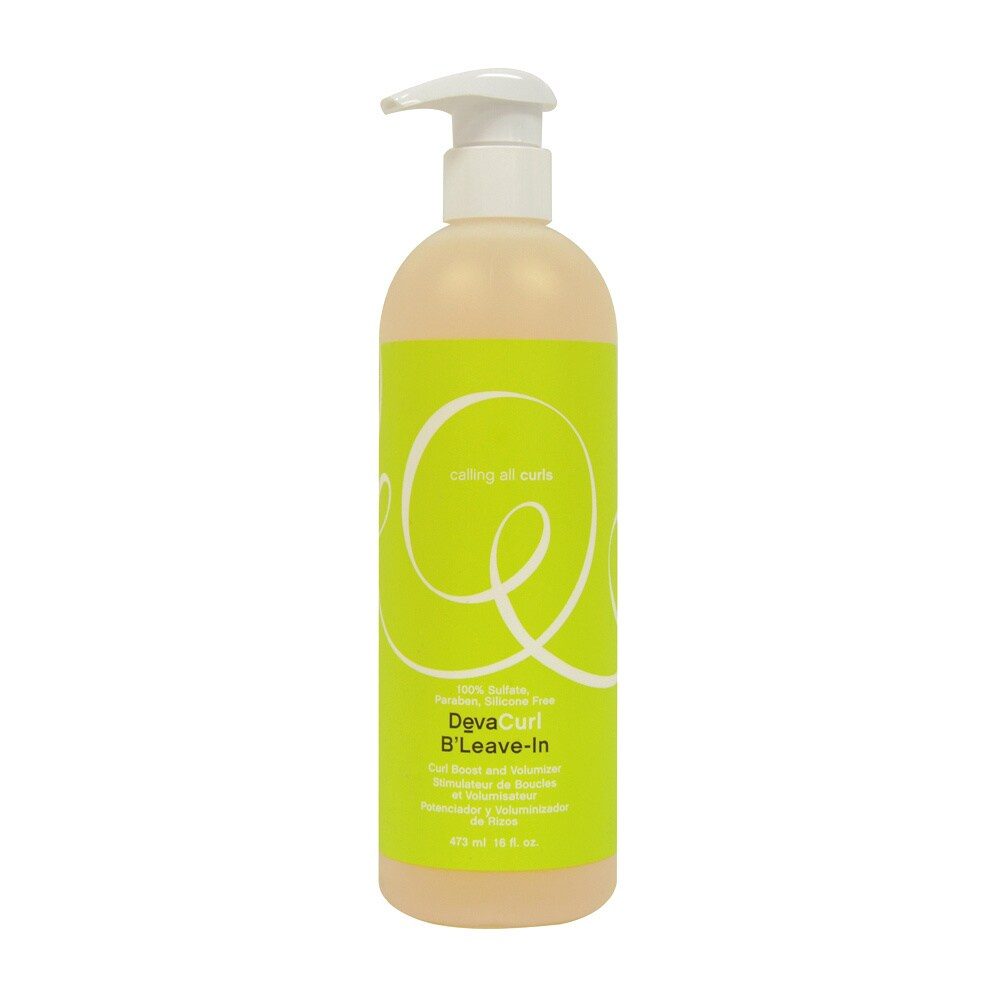 DevaCurl B'Leave-In Curl Boost & Volumizer (2-Sizes Available)