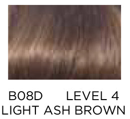 Clairol Beautiful Collection B08D Light Ash Brown