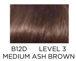 Clairol Beautiful Collection B12D Medium Ash Brown