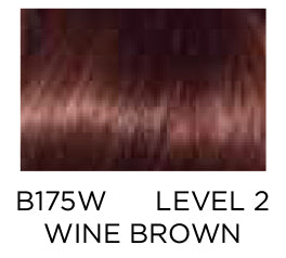 Clairol Beautiful Collection B175W Wine Brown