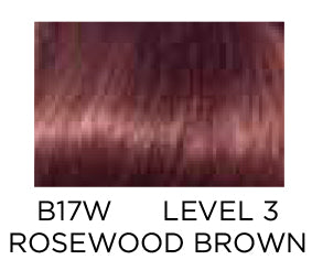 Clairol Beautiful Collection B17W Rosewood Brown