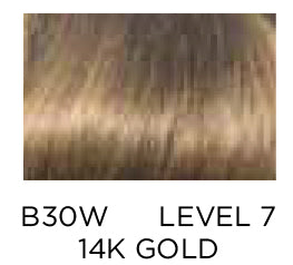 Clairol Beautiful Collection B30W 14K Gold