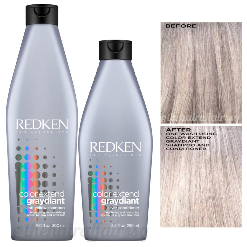 Redken Color Extend Graydiant Shampoo for Gray Hair