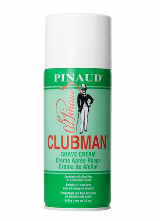 Clubman Shave Cream 12 oz.
