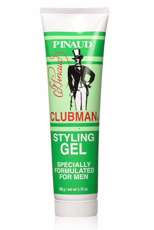 Clubman Styling Gel Hair Groom for Men 3.75 oz.