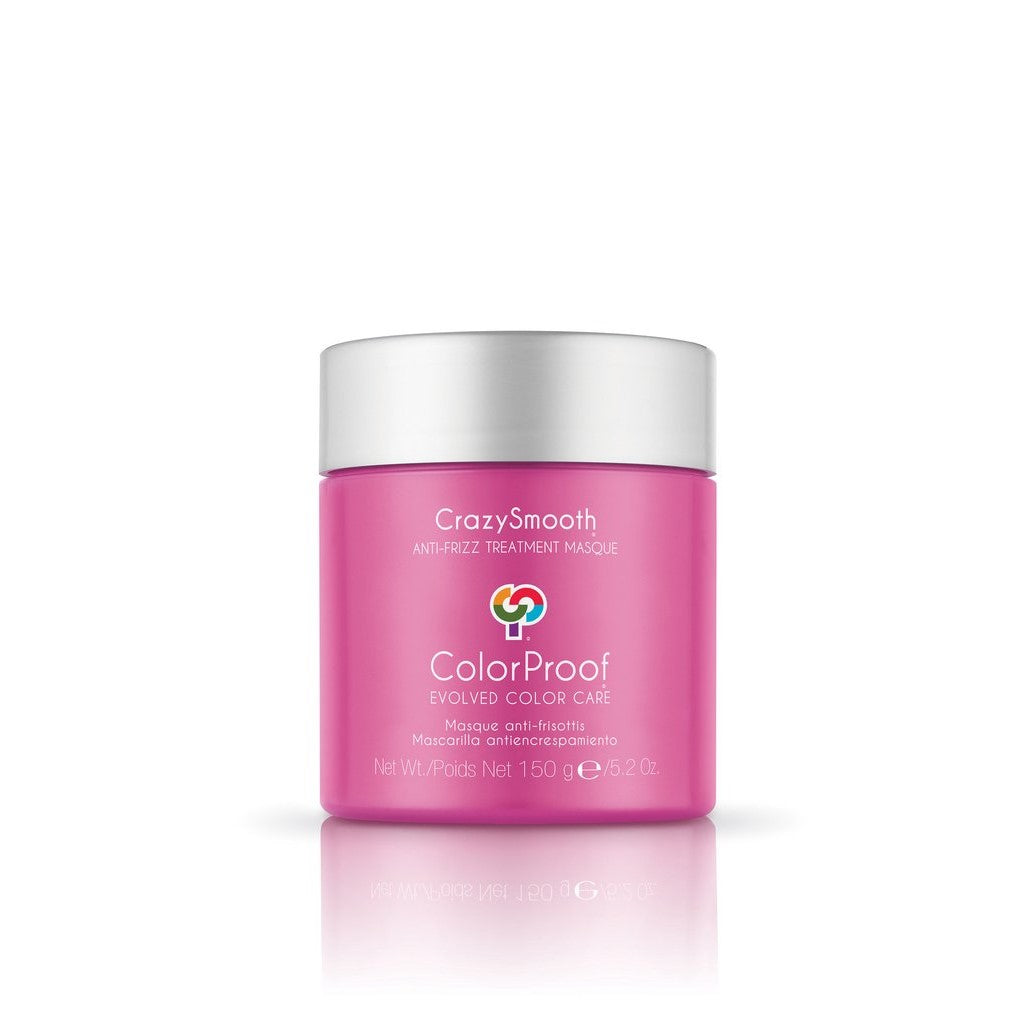 Colorproof  CrazySmooth Anti-Frizz Treatment Masque 5.2oz