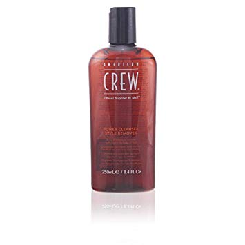 Crew Power Cleanser Styler Remover Shampoo