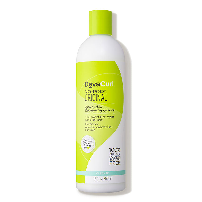 DevaCurl No-Poo® Original Zero Lather Conditioning Cleanser