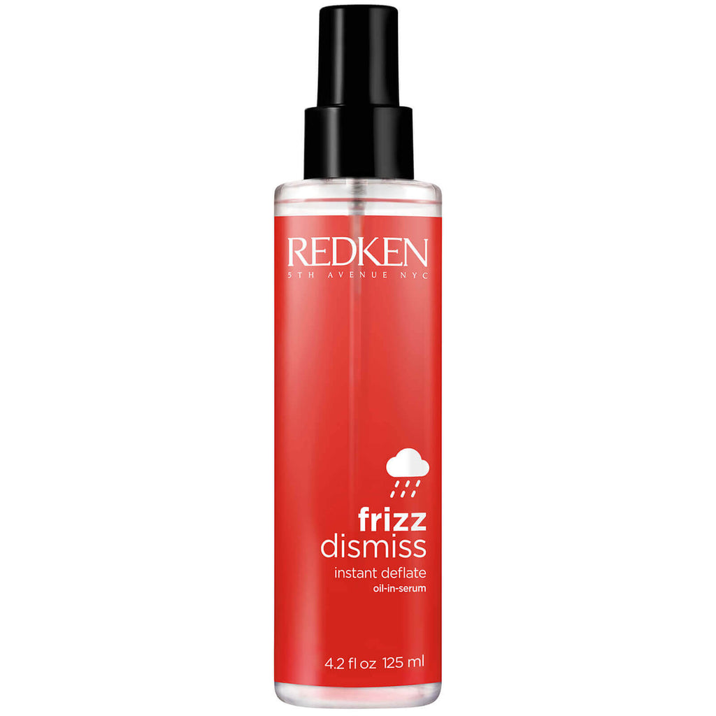 Redken Frizz Dismiss Instant Deflate Oil-In-Serum ~ Tame Frizzy Hair with Nourishing Formulas for All Hair Types
